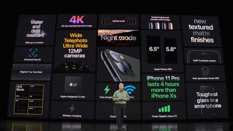 iPhone 11 Pro Announcement