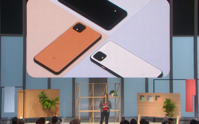 Google Pixel 4 Event