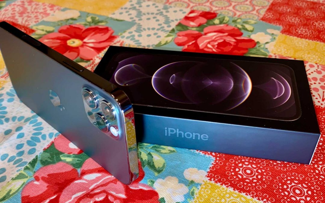 Nate's iPhone 12 Pro: Initial Review and Comparison